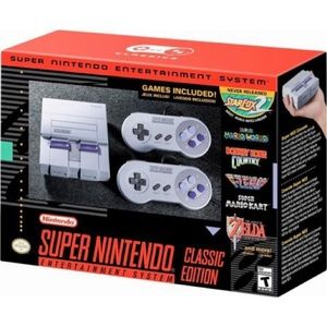 Other - SUPER NES CLASSIC (SNES)